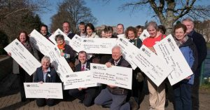 The 31st Great Wilderness Challenge has handed over £162,000 to nineteen Highland charities