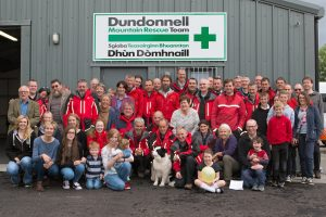 New Dundonnell Mountain Rescue team base opened in Dingwall