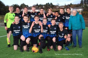 Wester Ross Youth Football Team Kicks of the Season with a Great Win!